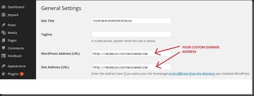 change URL2